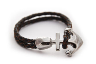 braccialetto con ancora gaspway