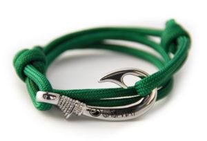 braccialetto-amo-da-pesca-bottle-green-amo-acciaio