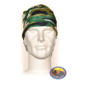 bandana-multifunzione-camouflage-verde-indossata