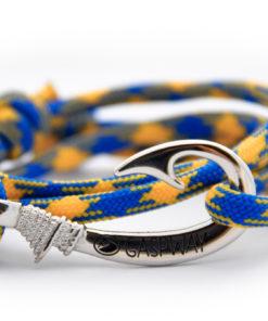 braccialetto-amo-da-pesca-yellow-blue-amo-acciaio