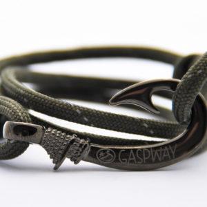 braccialetto-amo-da-pesca-army-green-line-amo-canna-di-fucile