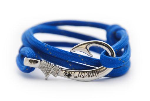braccialetto-amo-da-pesca-electric-blue-line-amo-acciaio