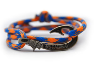 braccialetto-amo-da-pesca-fluo-orange-blue-amo-canna-di-fucile