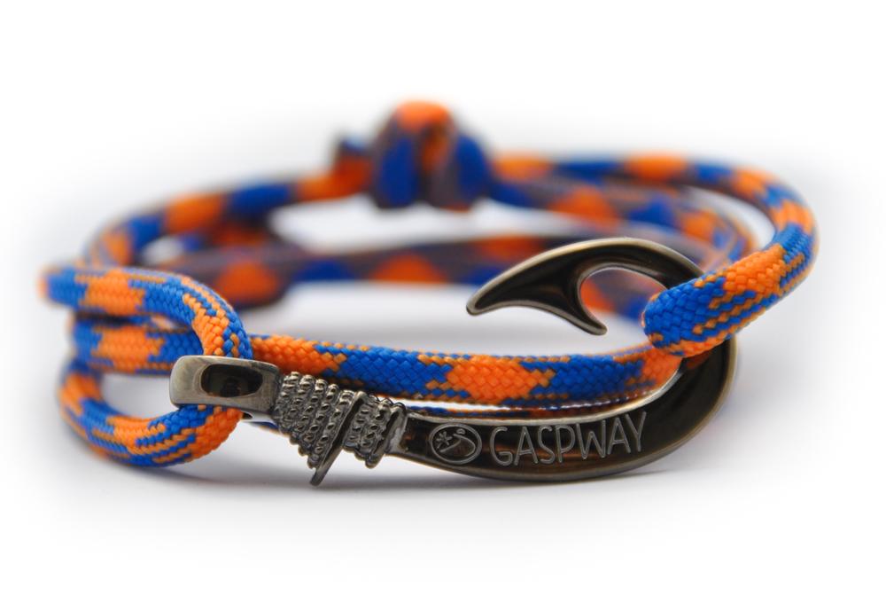 braccialetto-amo-da-pesca-fluo-orange-blue-amo-canna-di-fucile
