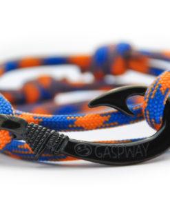braccialetto-amo-da-pesca-fluo-orange-blue-amo-nero