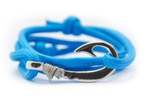 braccialetto-amo-da-pesca-fluo-sky-blue-amo-acciaio