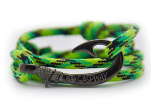 braccialetto-amo-da-pesca-gecko-amo-canna-di-fucile