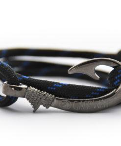 braccialetto-amo-da-pesca-thin-blue-line-amo-canna-di-fucile