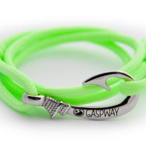 braccialetto-amo-da-pesca-night-fluo-green-amo-acciaio