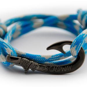 braccialetto-amo-da-pesca-sky-blue-grey-amo-canna di fucile