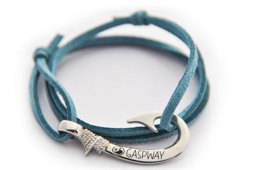 braccialetto-amo-da-pesca-alcantara-azzurro-amo-acciaio