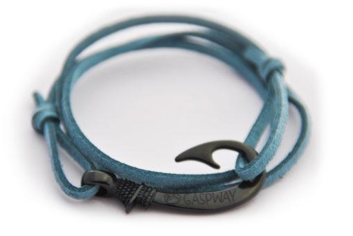 braccialetto-amo-da-pesca-alcantara-azzurro-amo-nero