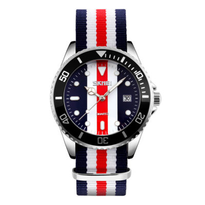 orologio gaspway sail blue red white