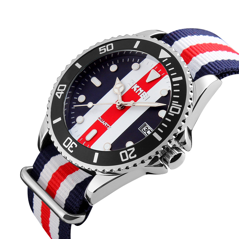 orologio gaspway sail blue red white
