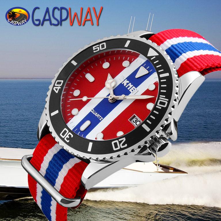 orologio sail redbluered gaspway