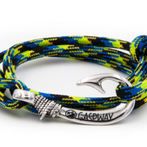 braccialetto gaspway amo da pesca aquatica amo acciaio