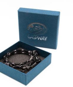 braccialetto gaspway amo da pesca black pink x
