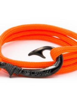 braccialetto amo da pesca gaspway arancione amo canna di fucile